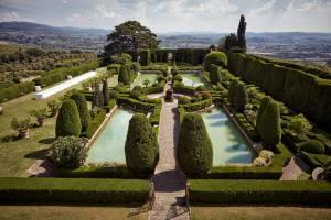 Giardini Villa Gamberaia